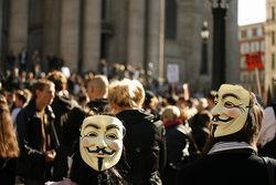 В День Гая Фокса хакеры совершили резонансные кибератаки по всему миру
