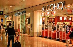 В аэропорту «Домодедово» в зоне Duty free арестовали алкоголь