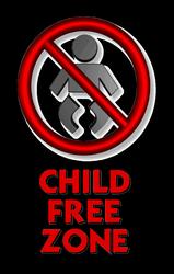 В самолетах появились свободные от детей зоны