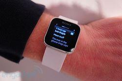 Часы, принимающие SMS