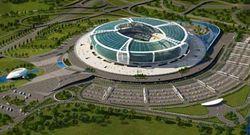Олимпийские комплексы в Азербайджане