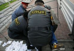 В Барнауле полицейский получил 10 лет тюрьмы