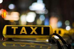 Авто таксистов-нарушителей