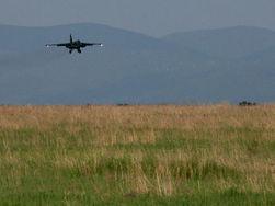 В Беларуси разбился самолет