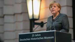 Ангелой Меркель будет открыт памятник жертвам нацизма