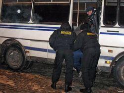 Арестованы 11 анархистов