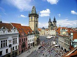 В Чехии требуют отставки правительства и президента