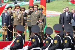 В День Победы Лукашенко