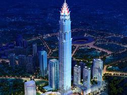 Строительство пятого по высоте небоскреба