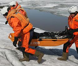 В Эстонии трагически погиб молодой спасатель