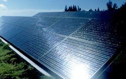 Рекорд производства солнечной энергии