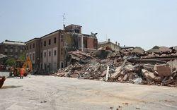 В Италии землетрясение