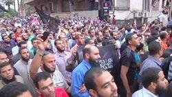 В Каире протесты сместились к французской дипмиссии
