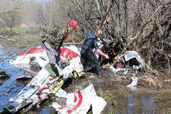 При столкновении двух самолетов погибло 5 человек