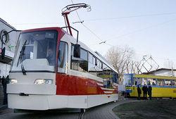 Первый трамвай столичного производства