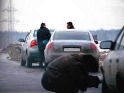 В Киеве задержали группировку