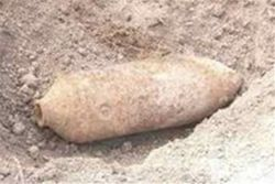 В Крыму на пляже взорвался снаряд
