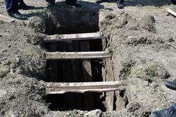 В Крыму вандалы осквернили братскую могилу жертв Холокоста