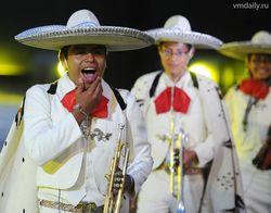 В Мексике отметили День Победы