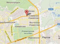 В Москве обстреляли футболистов