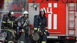В Москве сгорел ночной клуб
