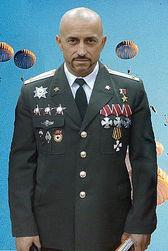 Герой России Анатолий Лебедь