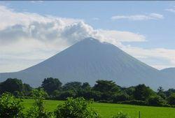 В Никарагуа эвакуируют население