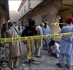 взрывы в Пакистане