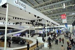 В Пекине открылась выставка автопромышленности AutoChina–2012