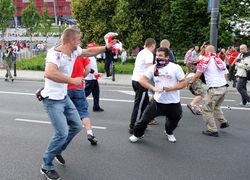 Приговор российским фанатам