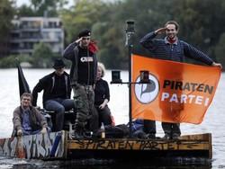 В Прагу съехались «пираты» со всей Европы