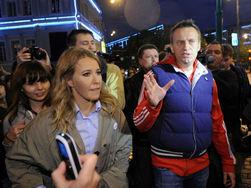 Допрос Навального
