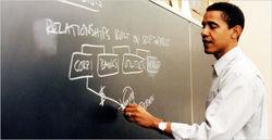 выход книги «Обама-дилетант»