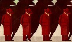 Банда военных шпионов