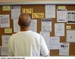 Количество безработных