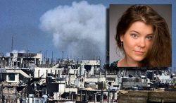 В Сирии похищена журналистка России