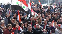 В Сирии во время митингов погибли по меньшей мере 3 человека