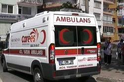 В Турции автобус въехал в грузовик