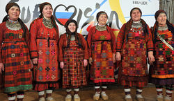 Праздник Бурановских бабушек