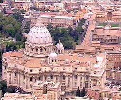 В Ватикане шпион