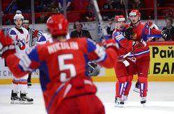 Россия сыграет со Словакией