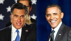Обаму догоняет Митт Ромни