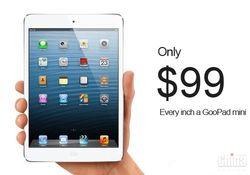 Продажи китайского клона iPad mini