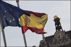 В мае банки Испании взяли в ЕЦБ кредит