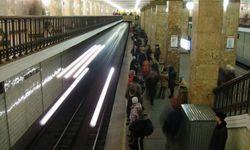 Человек упал под поезд