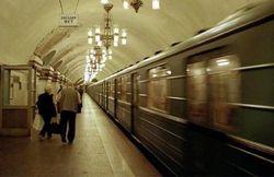 В московском метро произошла поломка с задымлением