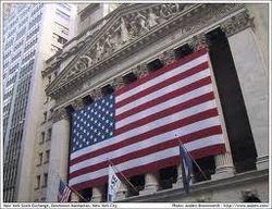 Фондовые индексы США слегка понизились