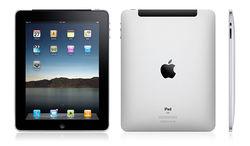 продажи нового iPad