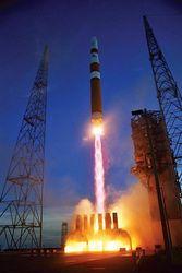 запуск спутника