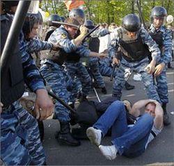 волна арестов